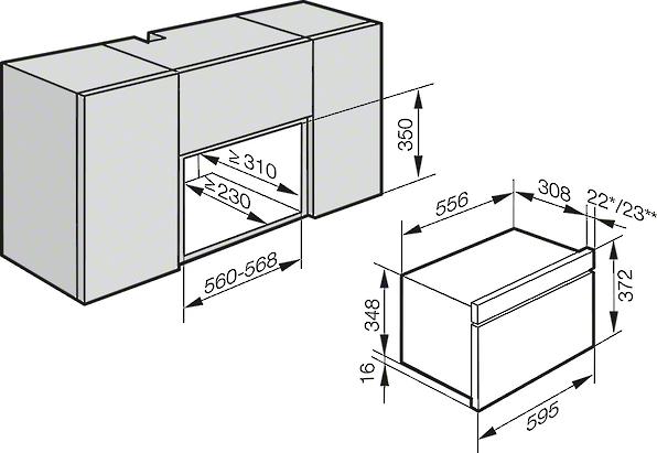 miele dg 6030 c. Black Bedroom Furniture Sets. Home Design Ideas